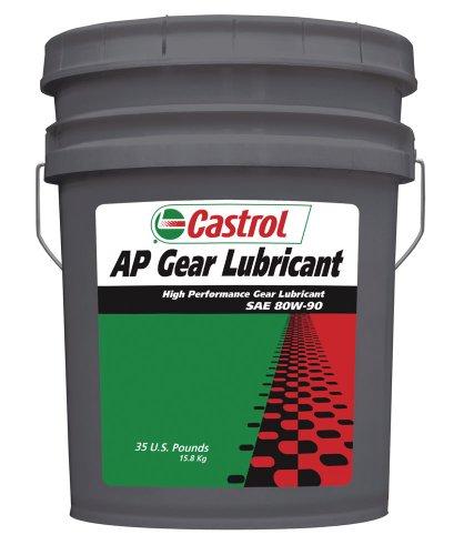 Castrol 30217 AP 80W-90 Gear Lubricant - 35 lb. (Castrol Gear Oil compare prices)