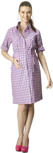 Rosie Pope Maternity Pocket Front Shirtdress