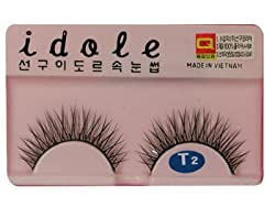 Sunku Idole EYELASH WITH GLUE T2