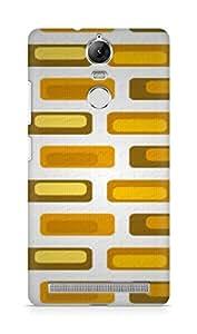 Amez designer printed 3d premium high quality back case cover for Lenovo K5 Note (Retro2)