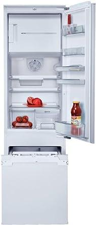 Einbaukühlschrank Einbau-Kühl-//Gefrierkombination 177 cm A+ 246 Liter