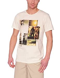 O'Neill O'Riginals Evo T-Shirt manches courtes homme Ivory FR : 40 (Taille Fabricant : S)