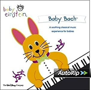 Amazon.com: Baby Einstein Music Box Orchestra: Baby Bach: Music