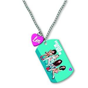 "Little Mix 16"" Tag Necklace"