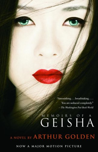 Memoirs of a Geisha (movie tie-in)