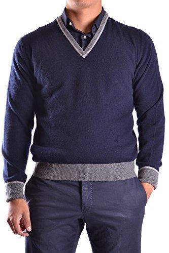 Maglione pt1204 Ballantyne Uomo 50 Blu