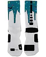 Custom Nike Elite KD Ice Cream socks   160 x 200 jpeg 5kB