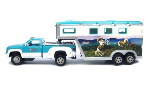 Breyer Stablemates Truck & Gooseneck Trailer (Trailer Horse compare prices)