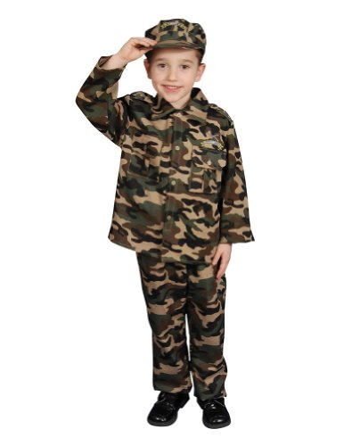 Army Toddler Costume - Toddler Halloween Costume