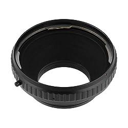 Fotodiox HB-Nikon Lens Mount Adapter - Hasselblad Lens to Nikon Cameras Fits Nikon