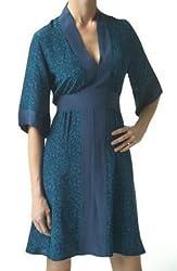 Geren Ford Kimono Dress in Splatter