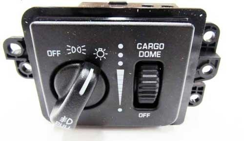 04-05 Dodge Ram 1500 with Cargo Lamp & Fog Lights Control Switch MOPAR OEM NEW (Dodge Ram Cargo Light compare prices)
