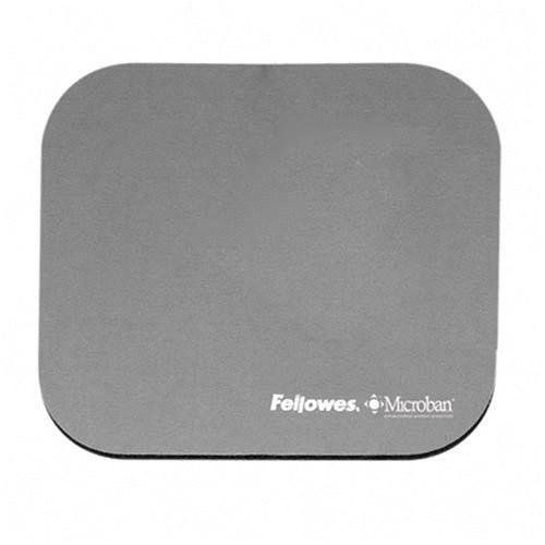 Fellowes Mouse Pad with Microban Antimicrobial Protection, Graphite (5934001) - 1
