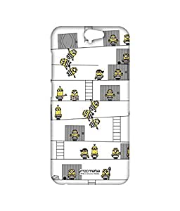 Minion And Ladders - Sublime Case for HTC One A9