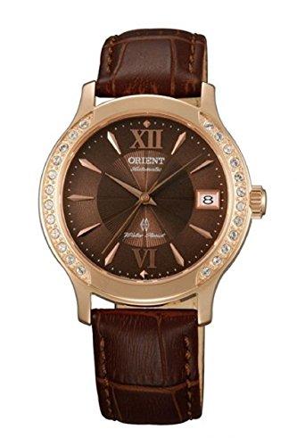 Orient Ladies Elegant Leather Watch FER2E001T