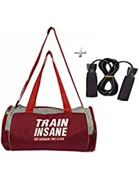 Combo Protoner Gym Bag Train Insane Or Remain The Same With Rope
