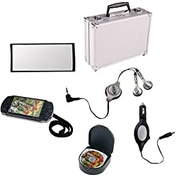 PSP Pro Gamers's Kit (color may vary)