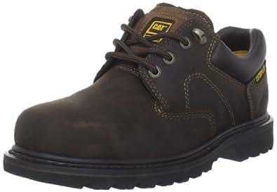 Caterpillar Men's Ridgemont Lace-Up Shoe,Dark Brown,7 M US
