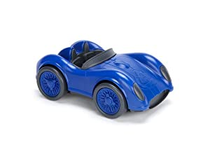 Green Toys Race Car, Blue