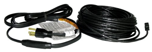 Easy Heat Adks-100 20-Foot Roof Snow De-Icing Kit