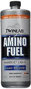 Amino Fuel Liquid Orange Twinlab, Inc 32 oz Liquid