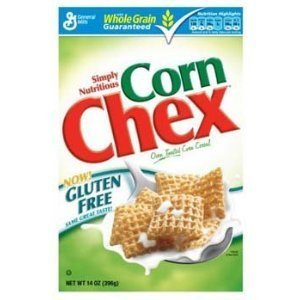 General Mills, Chex, Corn, Gluten Free, Oven Toasted Cereal, 14oz Box (Pack of 4) (Oven Toasted compare prices)