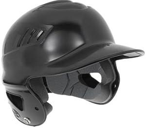 Rawlings Coolflo Batting Helmet (Black)