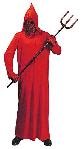 Widmann 02496 - Costume da Diavolo in Taglia 5/7 Anni