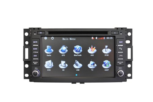 hummer dvd player special for hummer h3 2006 2009 buick. Black Bedroom Furniture Sets. Home Design Ideas