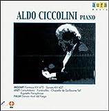 Aldo Ciccolini, Piano