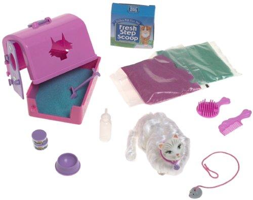 Barbie Cat Litter