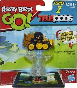 Angry Birds Go! Telepods Kart Series 2 - Black Bird