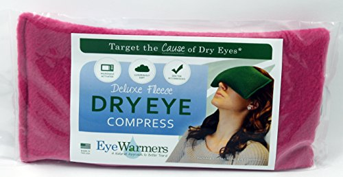 Dry Eye Compress, EyeWarmers Marque. Deluxe