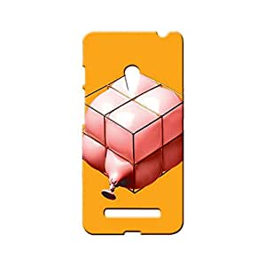 BLUEDIO Designer Printed Back case cover for Asus Zenfone 5 - G4801