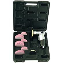Florida Pneumatic FP-821 3-Inch Mini Orbital Sander Kit