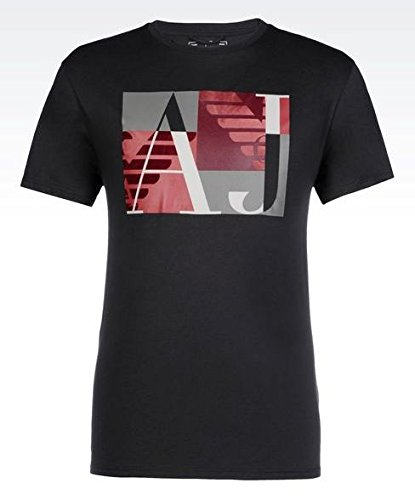 Armani -  T-shirt - Maniche corte  - Uomo grigio L