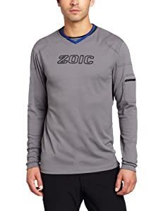 Zoic Men's Asylum Long Sleeve Tee (Castle, Large)