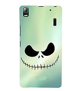 EPICCASE Evil laugh Mobile Back Case Cover For Lenovo K3 Note (Designer Case)