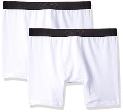 Calvin Klein Men's 2-Pack Bold Cotton Boxer Brief