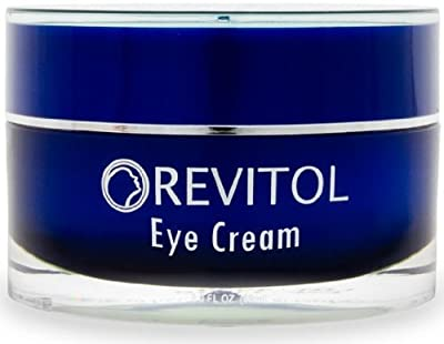 Best Cheap Deal for Revitol Eye Cream - Treat Dark Circles, Anti-Aging 0.5 oz (Pack of 2) by Revitol Eye Cream-2-Jars - Free 2 Day Shipping Available