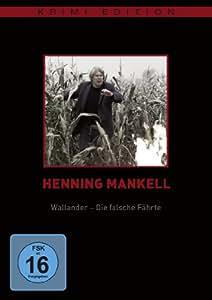 Henning Mankell - Wallander: Die falsche Fährte (Krimi-Edition)
