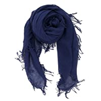 Chan Luu Cashmere and Silk Scarf in Medieval Blue
