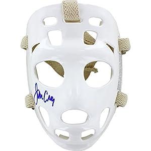 Buy Jim Craig White Mylec JR Goalie Mask by Steiner Sports