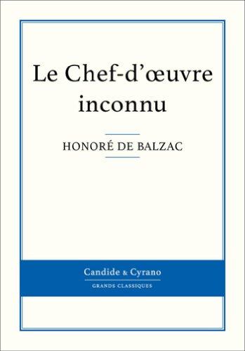 Honoré de Balzac - Le Chef-d'oeuvre inconnu