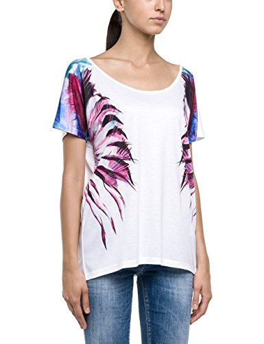 Replay Damen T-Shirt W3533h.000.20553