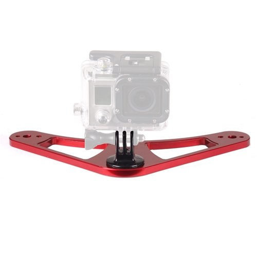 Ikelite 2601.03 Steady Tray for GoPro (Red)