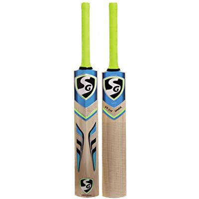 SG VS 319 Spark Kashmir Willow Cricket Bat, Short Handle