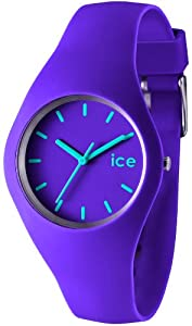 ice watch damen armbanduhr ice slim violett ice vt u. Black Bedroom Furniture Sets. Home Design Ideas
