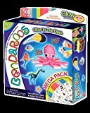 Bendaroos® Glow In The Dark 500-Piece Mega Pack