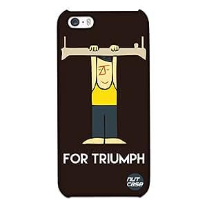 T For Trimph - Nutcase Designer iPhone 5s Case Cover